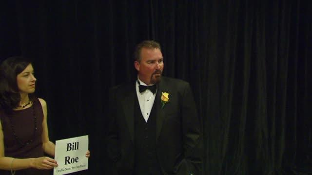 bill roe at the asc awards at hyatt regency century plaza in los angeles california on february 18 2007 - hyatt stock videos & royalty-free footage