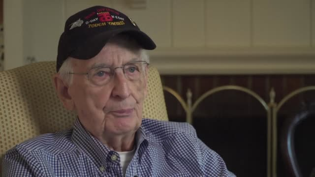SC: Bill Sisk the 17 year old who fought from D-Day to Germany