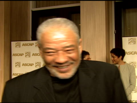 bill withers on how he feels about the longevity and impact of his work on there being only two ways to feel 'like it or don't like it' he 'likes it'... - bill withers stock videos & royalty-free footage