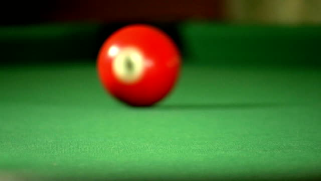 billiard - number 3 stock videos & royalty-free footage