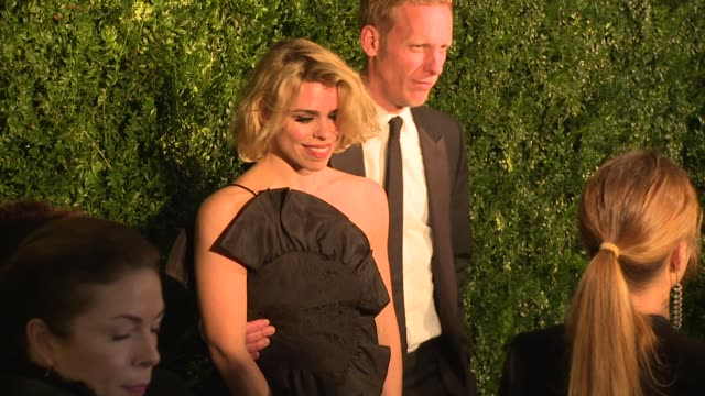 billie piper, dean cranston & lenny henry at 60th london evening standard theatre awards 2014 on 30th november 2014 in london, england. - lenny henry stock videos & royalty-free footage