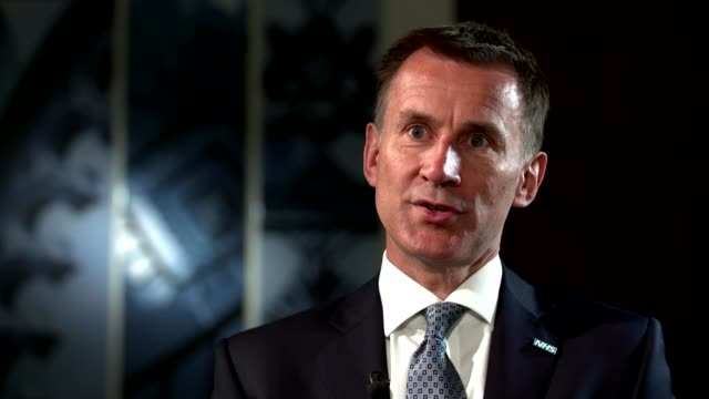 £20 billion NHS boost to come mostly from taxes ENGLAND London Reporter asking question SOT Jeremy Hunt MP interview SOT this is not going to mean an...