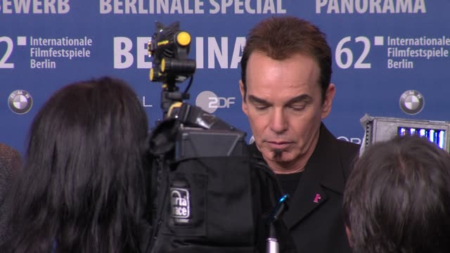 Billy Bob Thornton at Jayne Mansfield's Car Interview 62nd International Berlin Film Festival 2012 at on February 14 2012 in Berlin Germany