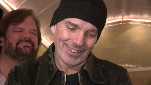 Billy Bob Thornton at Sunset Marquis in West Hollywood 12/04/12