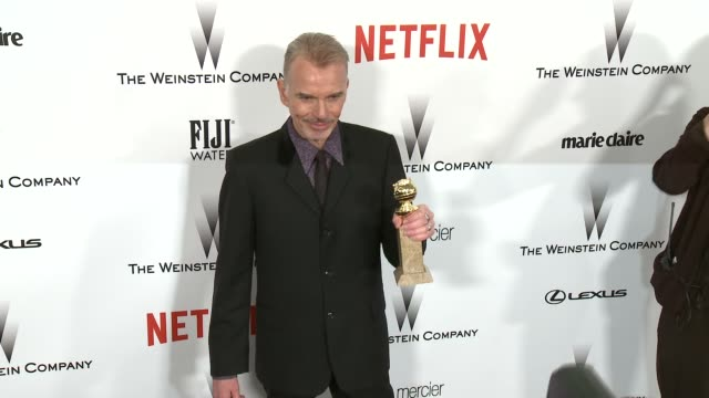 Billy Bob Thornton at the 2015 Weinstein Company And Netflix Golden Globe After Party at Robinsons May Lot on January 11 2015 in Beverly Hills...