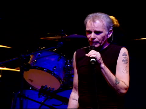 Billy Bob Thornton at the Billy Bob Thornton In Concert at the El Rey Theater in Los Angeles California on August 4 2007