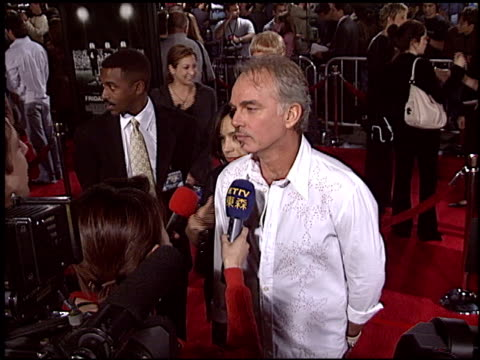 Billy Bob Thornton at the 'Friday Night Lights' Premiere at Grauman's Chinese Theatre in Hollywood California on October 7 2004