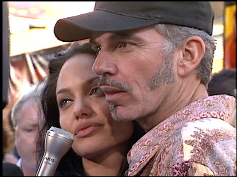 Billy Bob Thornton at the 'Gone in 60 Seconds' Premiere on June 6 2000
