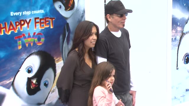 Billy Bob Thornton at the 'Happy Feet Two' Los Angeles Premiere at Hollywood CA