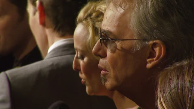 Billy Bob Thornton at the 'The Astronaut Farmer' Premiere at the Cinerama Dome at ArcLight Cinemas in Hollywood California on February 20 2007