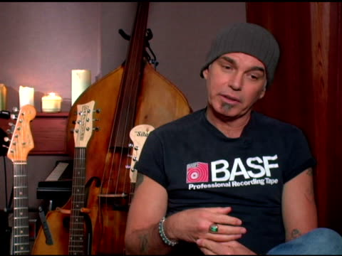 Billy Bob Thornton on being in the tabloids at the Billy Bob Thornton Interview at Paramount Studios in Hollywood California on September 14 2005