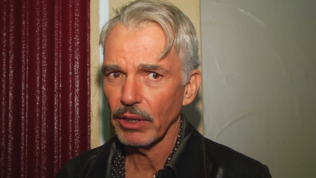 Billy Bob Thornton on how he balances music and acting