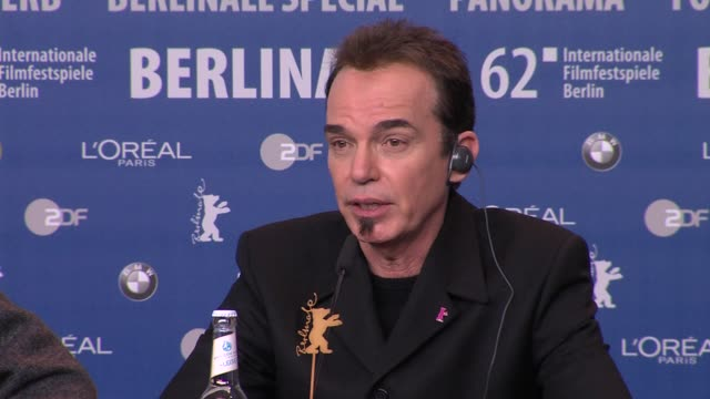 Billy Bob Thornton on showing the film in Berlin why it was so important at Jayne Mansfield's Car Interview 62nd International Berlin Film Festival...