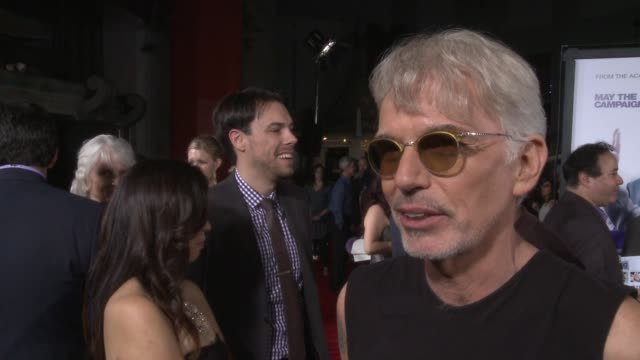 INTERVIEW Billy Bob Thornton on what it means to have the film premiering at the TCL Chinese Theatre talks about his role in the film and working...