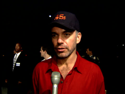 Billy Bob Thornton talks about expectations for the film