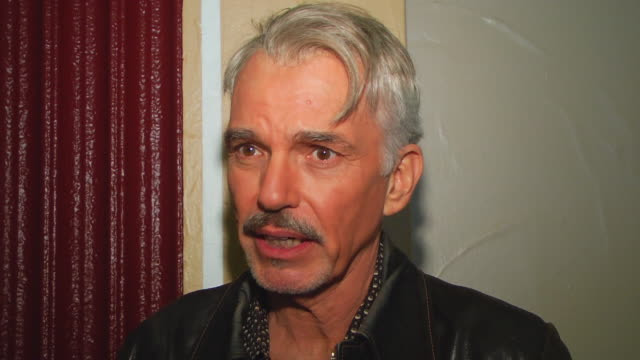 Billy Bob Thornton talks about playing with his band the Boxmasters