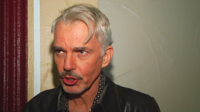 Billy Bob Thornton talks about preservation of History