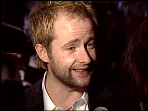 vídeos y material grabado en eventos de stock de billy boyd at the 2004 people's choice awards at the pasadena civic auditorium in pasadena, california on january 11, 2004. - auditorio cívico de pasadena