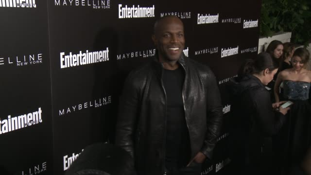 billy brown at 2016 entertainment weekly screen actors guild party at chateau marmont on january 29 2016 in los angeles california - entertainment weekly stock-videos und b-roll-filmmaterial