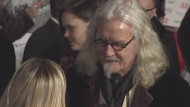billy connolly at national television awards 2016 on january 19, 2016 in london, england. - billy connolly stock videos & royalty-free footage