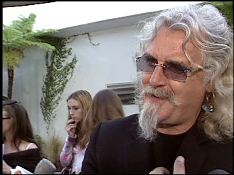 billy connolly at the 'lemony snicket's a series of unfortunate events' premiere at the cinerama dome at arclight cinemas in hollywood california on... - billy connolly video stock e b–roll