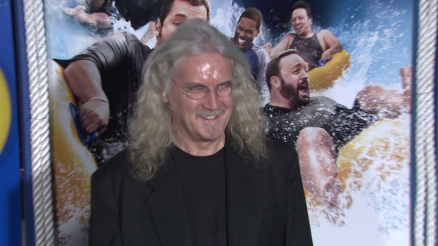billy connolly at the special screening of 'grown ups' at new york ny. - billy connolly stock videos & royalty-free footage