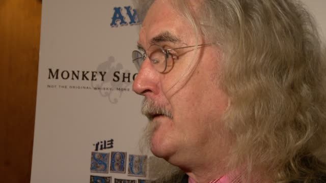 billy connolly at the the south bank show awards at london england. - billy connolly stock videos & royalty-free footage