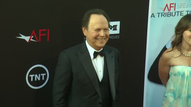 billy crystal at 41st afi life achievement award honoring mel brooks on 6/6/2013 in hollywood ca - billy crystal stock videos & royalty-free footage
