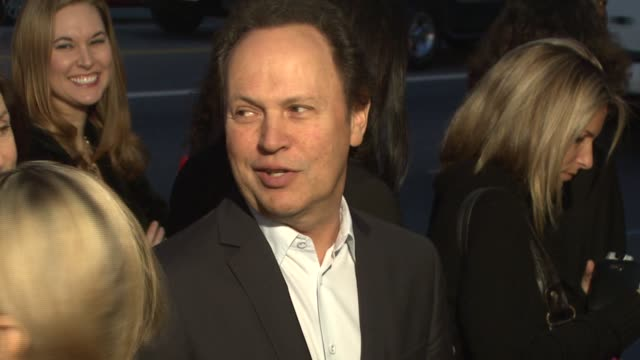 billy crystal at the 'the bucket list' premiere at the cinerama dome at arclight cinemas in hollywood california on december 16 2007 - arclight cinemas hollywood stock videos and b-roll footage