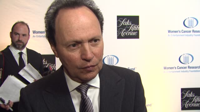 billy crystal on the event at the 14th annual unforgettable evening benefiting the entertainment industry foundation's women's cancer research fund... - billy crystal stock videos & royalty-free footage