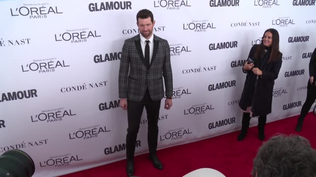 Billy Eichner at Glamour's 2017 Women Of The Year on November 13 2017 in New York City