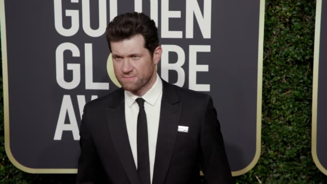 Billy Eichner at the 75th Annual Golden Globe Awards at The Beverly Hilton Hotel on January 07 2018 in Beverly Hills California