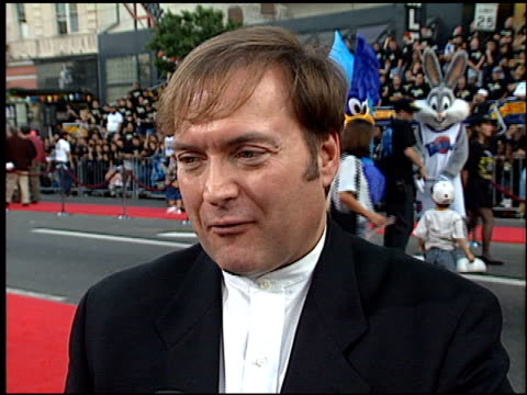 Billy West at the 'Space Jam' Premiere Arrivals at Grauman's Chinese Theatre in Hollywood California on November 10 1996