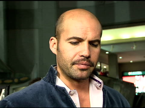 billy zane on his next projects including 'three', 'the last drop', and directing a feature called 'red line' at the 'bloodrayne' premiere at... - directing stock videos & royalty-free footage
