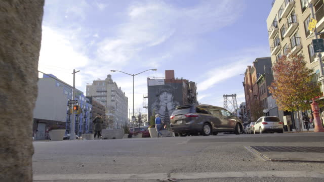 vidéos et rushes de billyburg - cinq personnes
