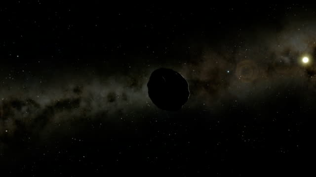 binary asteroid - solar system stock videos & royalty-free footage
