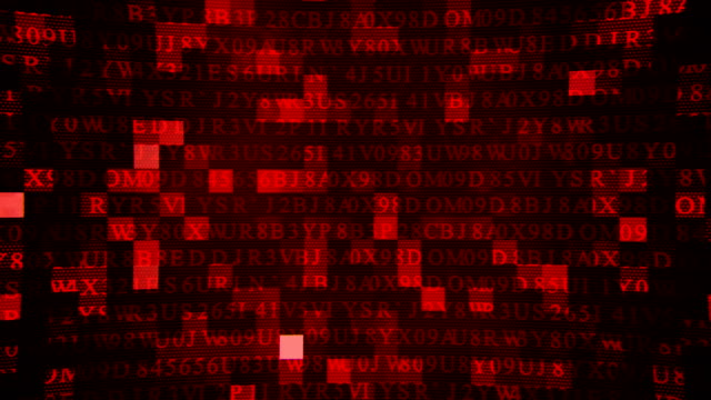 binary code - computer - technology - 4k - bitcoin stock videos & royalty-free footage