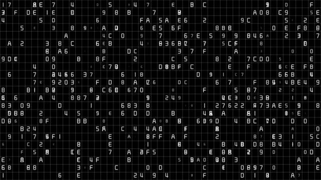 binary code data transfer, ai, cloud computing - transfer stock videos and b-roll footage