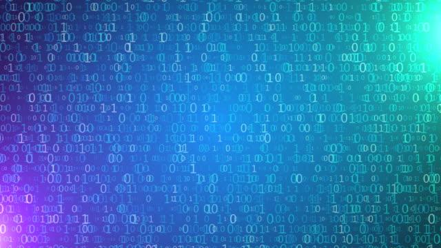 バイナリーコード - ワールド・ワイド・ウェブ点の映像素材/bロール