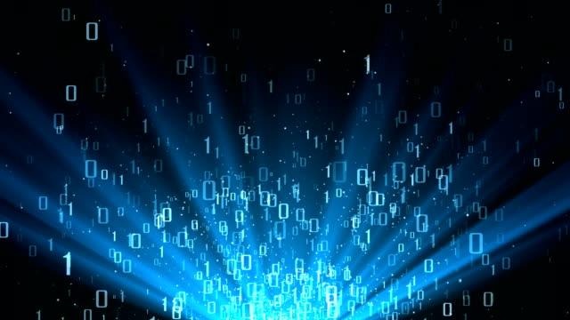 binärcode - www stock-videos und b-roll-filmmaterial