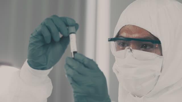 biohazard lab - heroes stock videos & royalty-free footage