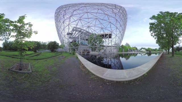 Biosphere in Montréal