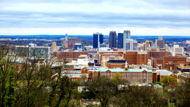 birmingham, alabama - gulf coast states stock videos & royalty-free footage