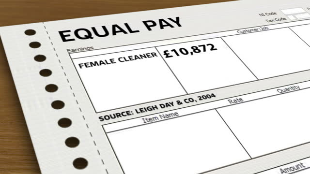 vídeos de stock e filmes b-roll de birmingham city council will learn today whether it has won its bid to avoid paying compensation for equal pay to hundreds of former female workers... - emprego e trabalho