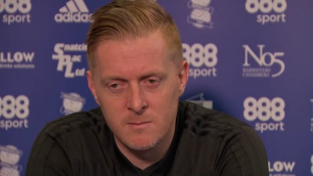 Birmingham manager Garry Monk speaks ahead of his side's Championship trip to Preston The club have been charged by the FA with failing to control...