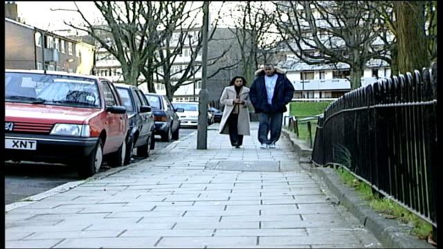 birmingham shootings/ new penalties england london nannar along towards with rap artist m triple cms m triple interview sot talks of taking his songs... - gun crime stock videos & royalty-free footage