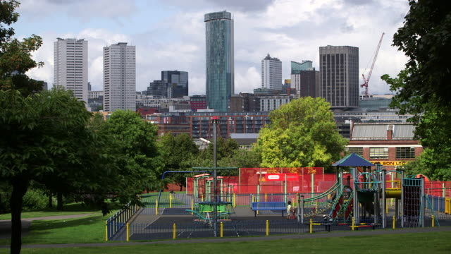 Birmingham Skyline.