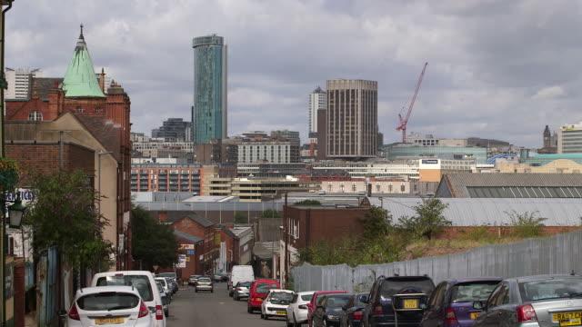 birmingham, uk - birmingham england stock videos & royalty-free footage