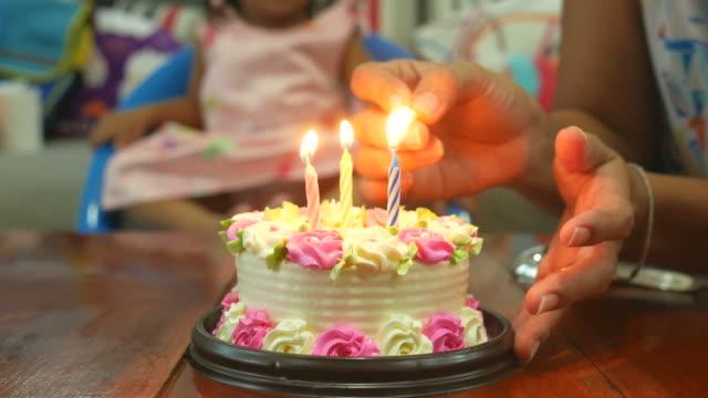 birthday cake for little girl