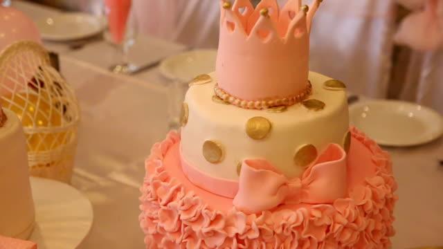 Birthday cake princess